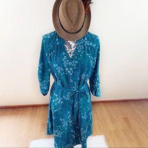 Stitch Fix NWT 41 Hawthorn Cristen Shirt Dress